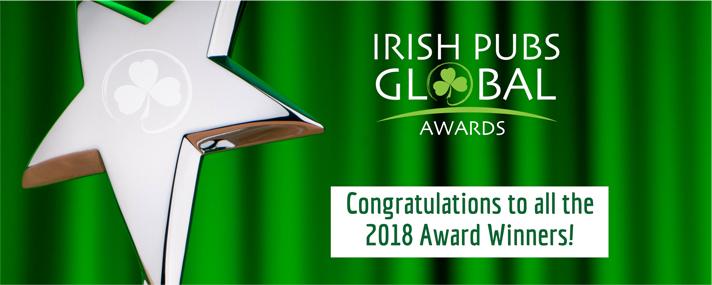 Scruffy Murphy's Bangkok Wins Irish Global Pubs Award