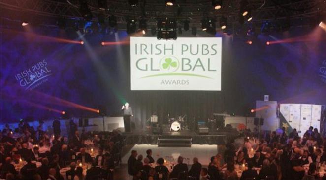 Scruffy Murphy's Bangkok Short-Listed for 4 Irish Global Pubs Awards